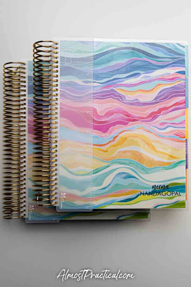 Erin Condren Coiled DAILY DUO LifePlanner Review – See It Here!