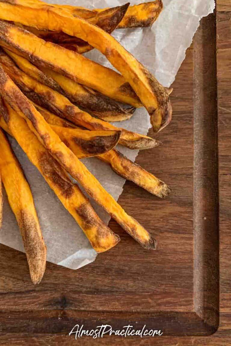 Best Air Fryer Sweet Potato Fries Recipe