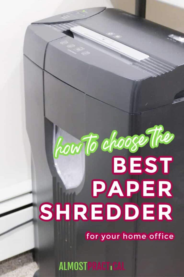 How to Choose the Best Paper Shredder for Your Home Office