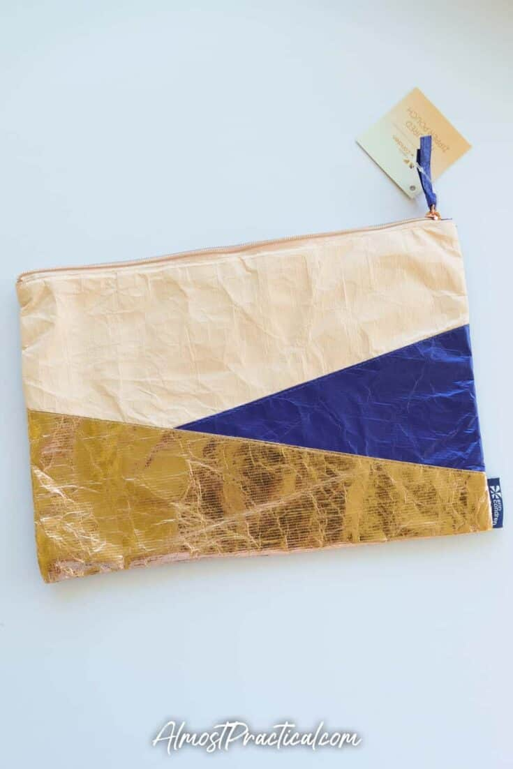 Erin Condren Textured Pouch