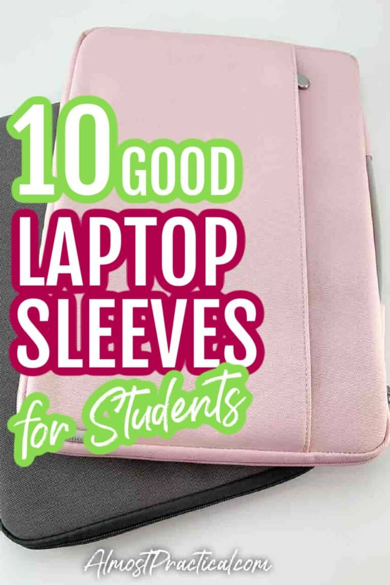 The Best Laptop Sleeve for Students – plus 9 Other Options