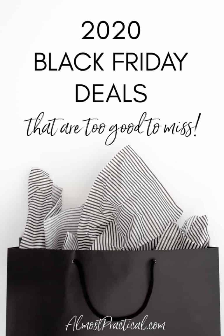 Black Friday 2020 Deals That Are Too Good To Miss