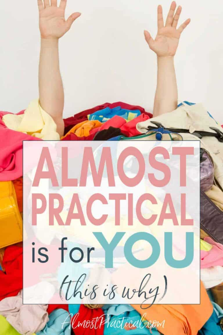 Almost Practical was Specifically Designed for YOU (and here's why)