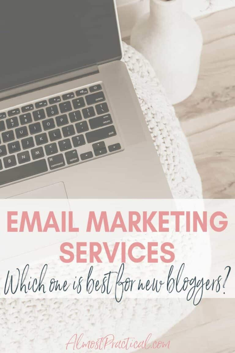 Which Email Marketing Service is Best for Beginner Bloggers?