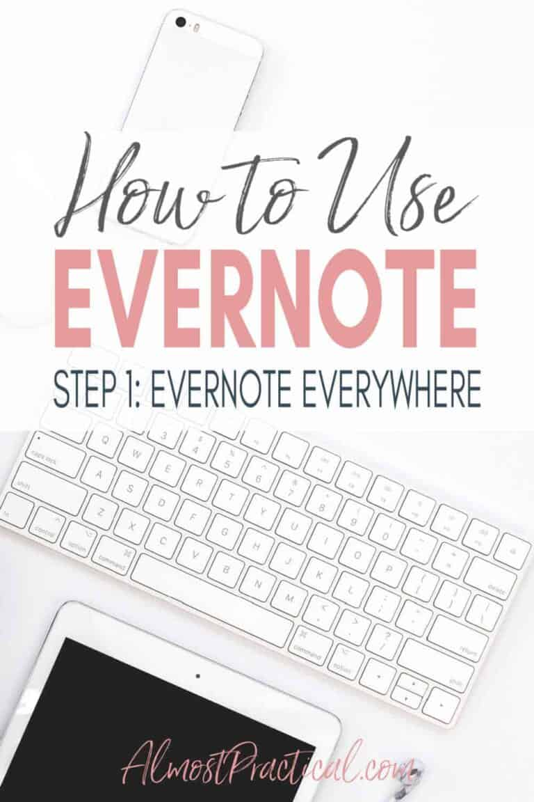 How To Use Evernote: Install the App on All Your Devices