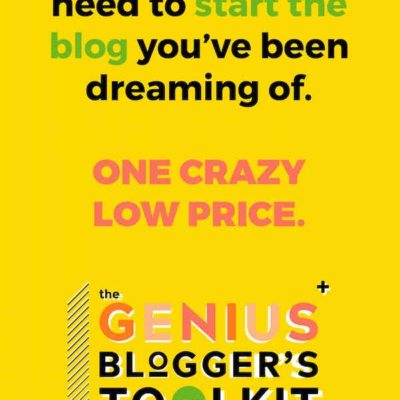 3 Courses That Make the 2018 Genius Bloggers Toolkit Worth The Investment