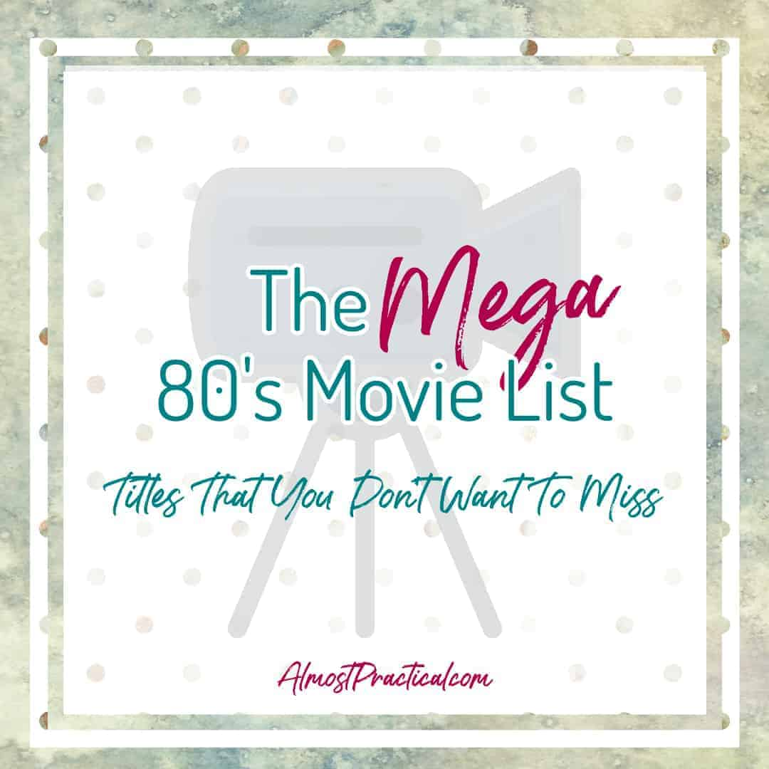 80's movie list