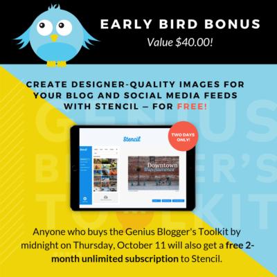 The 2018 Genius Bloggers Toolkit Bonuses Add Incredible Value