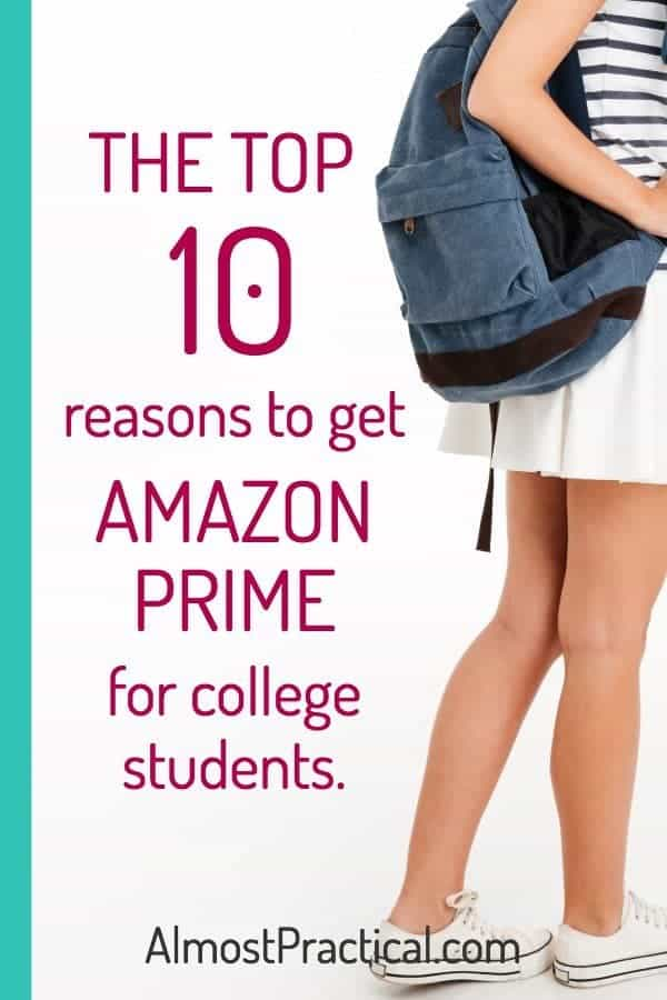 Amazon Prime for college students