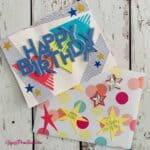 Cricut Access Birthday Card