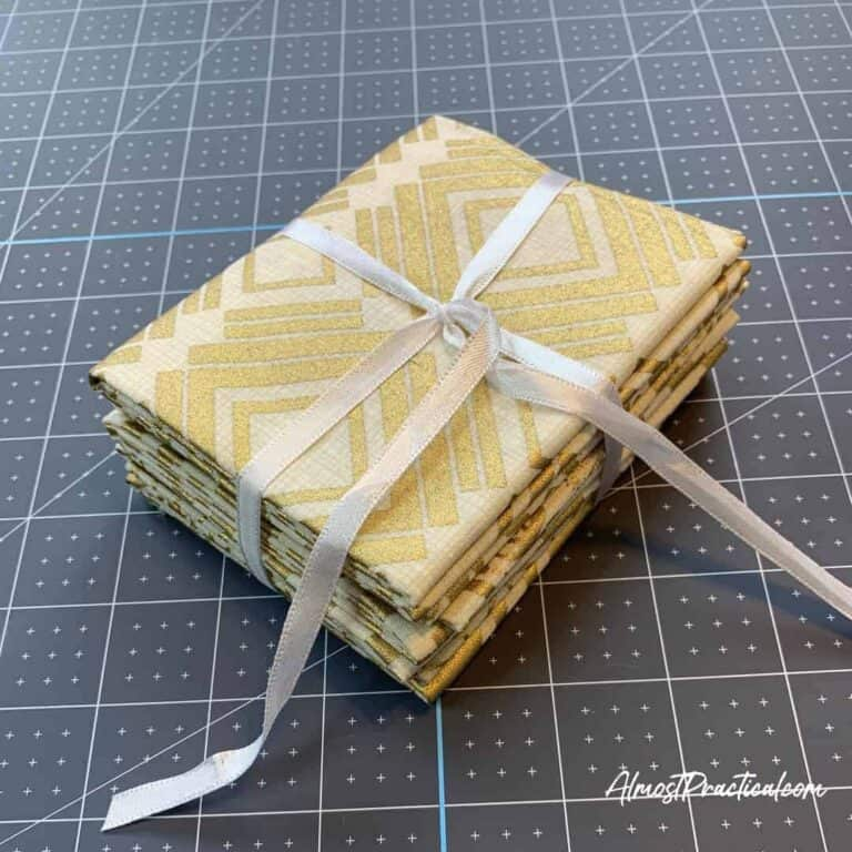 What is a Fat Quarter of Fabric?