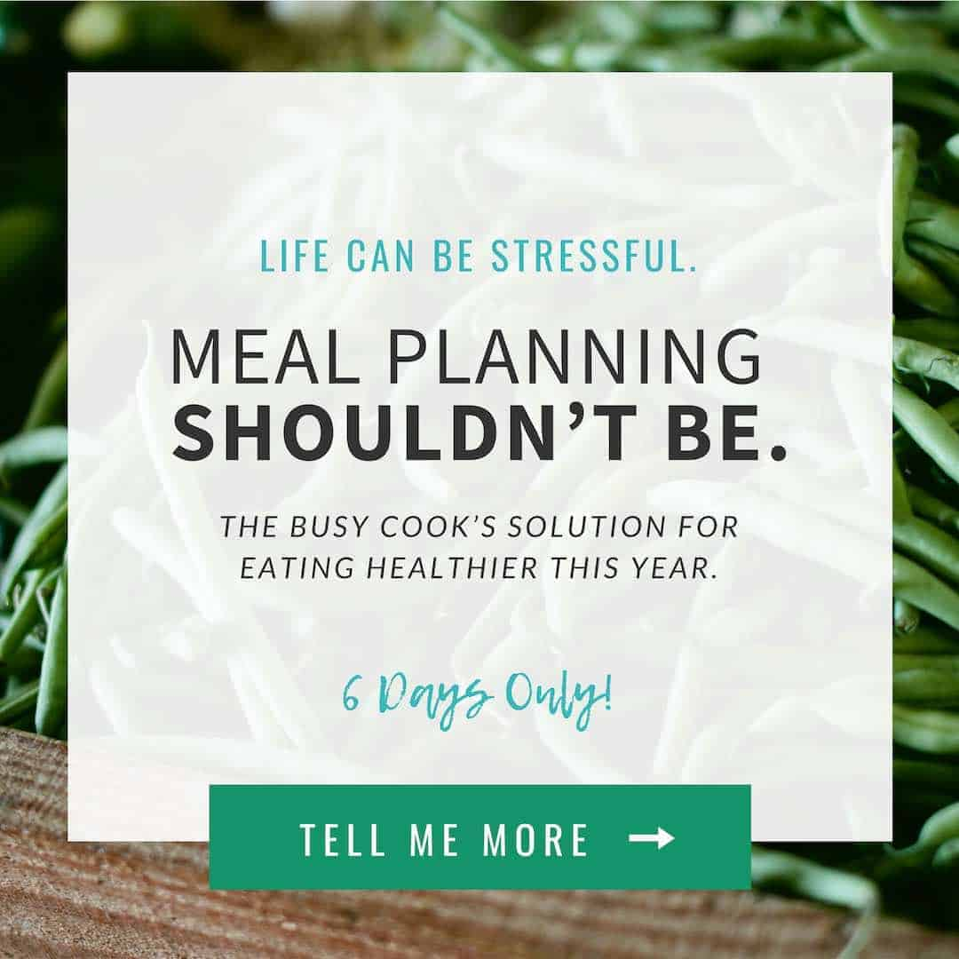 2019 Healthy Meal Planning Bundle
