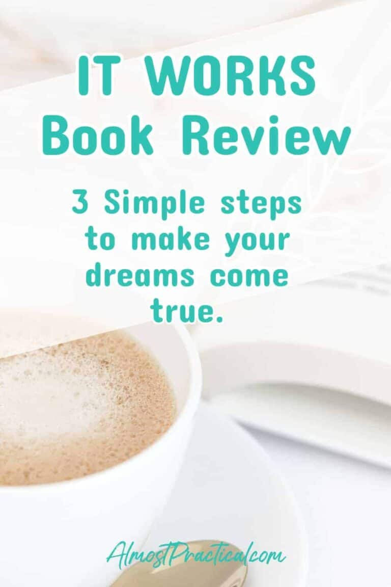 It Works Book Review