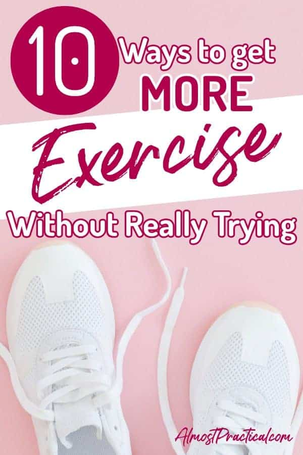 white running shoes, pink background, more exercise
