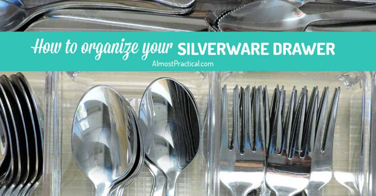 Organize Silverware Drawer