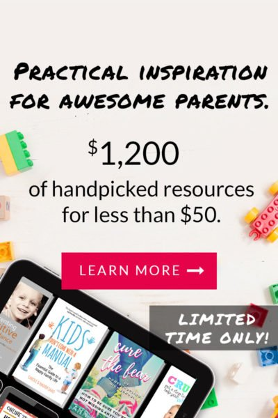 The Parenting Super Bundle from Ultimate Bundles is Expiring