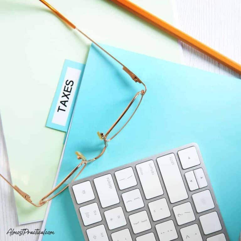 How to Organize Your Tax Paperwork