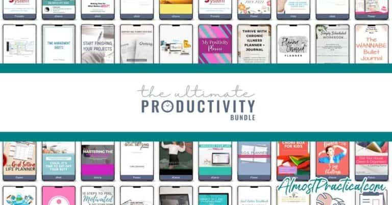 The Ultimate Productivity Bundle from Ultimate Bundles