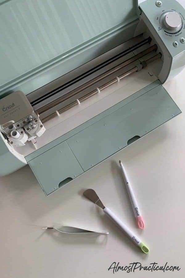 Cricut Explore Air 2 in Mint color