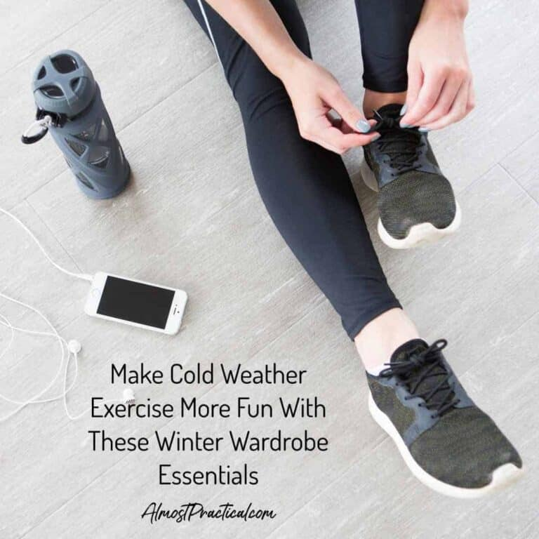 Make Winter Exercise Fun With These Wardrobe Essentials