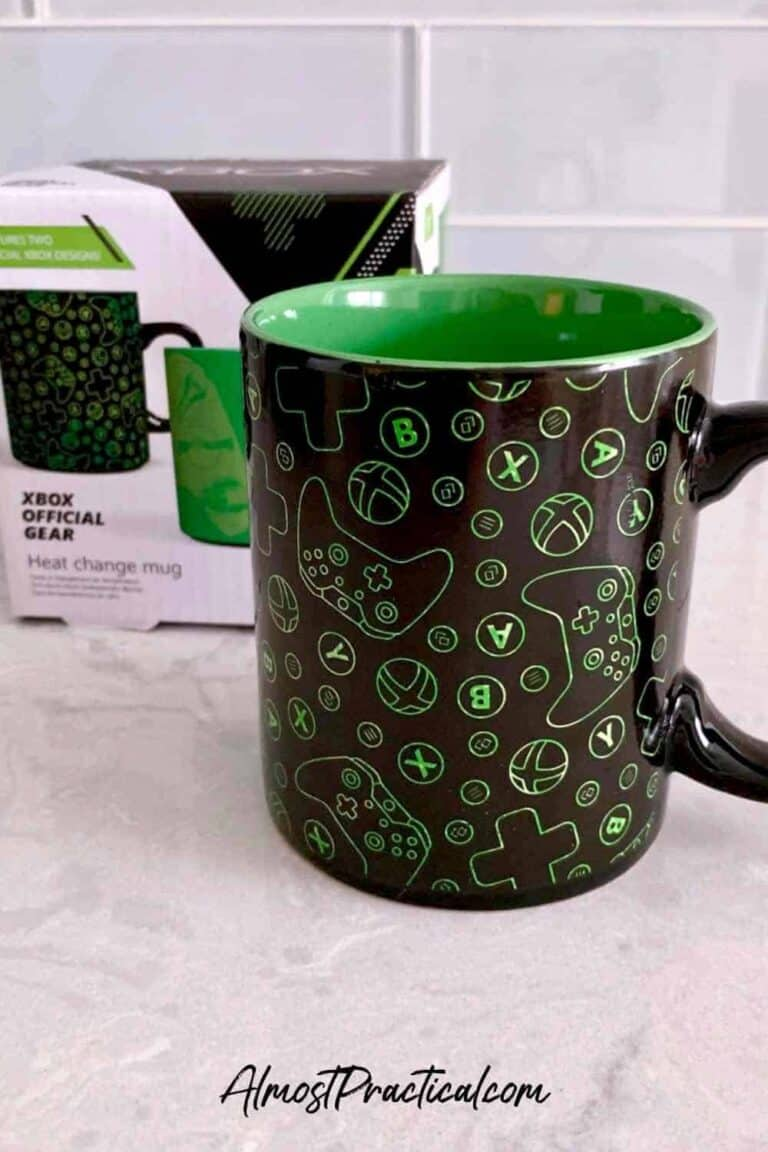 College Student Gift Idea – An Awesome XBOX Mug